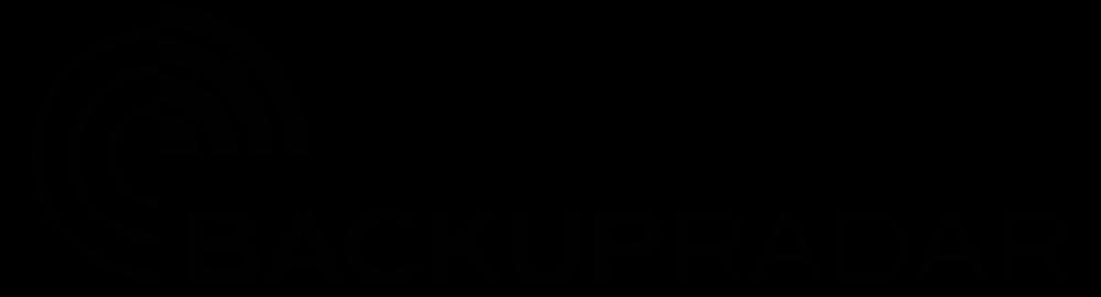 Backup Radar Logo