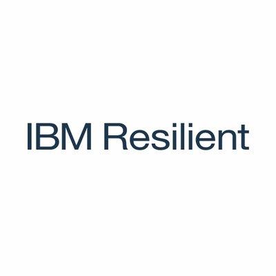 Resilient - IBM Logo